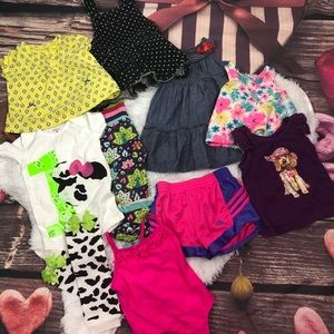 Other - Baby Girl Clothing Lot